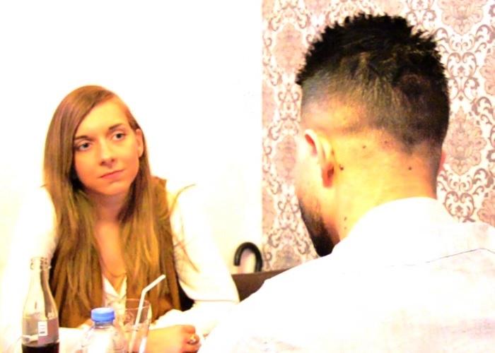 Interview mit einem Flüchtling