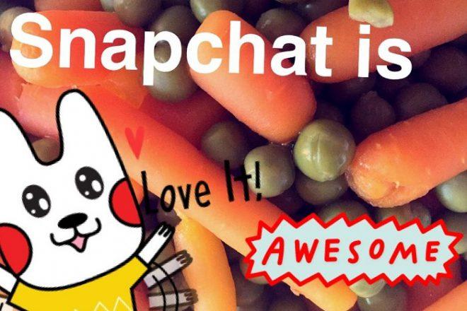 Alles über Snapchat