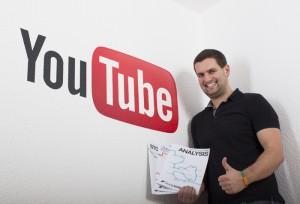 Mathe-YouTuber Daniel Jung