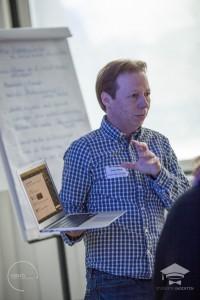 Holger Rohde, Geschäftsführer der Business Academy Ruhr