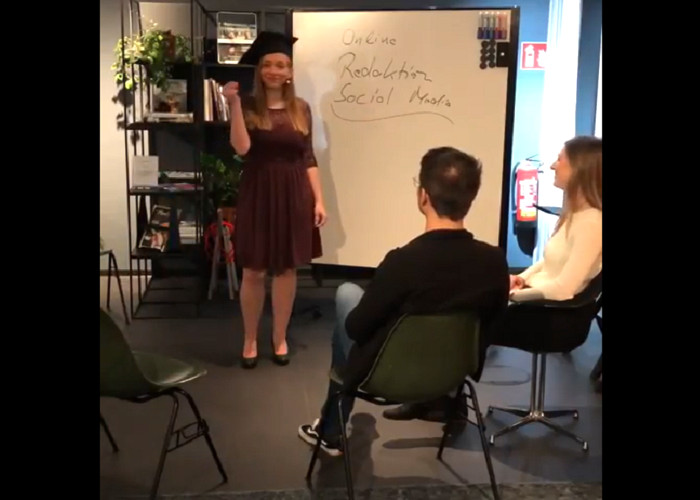Kreative Bewerbungen erstellen mit Video-Snacks